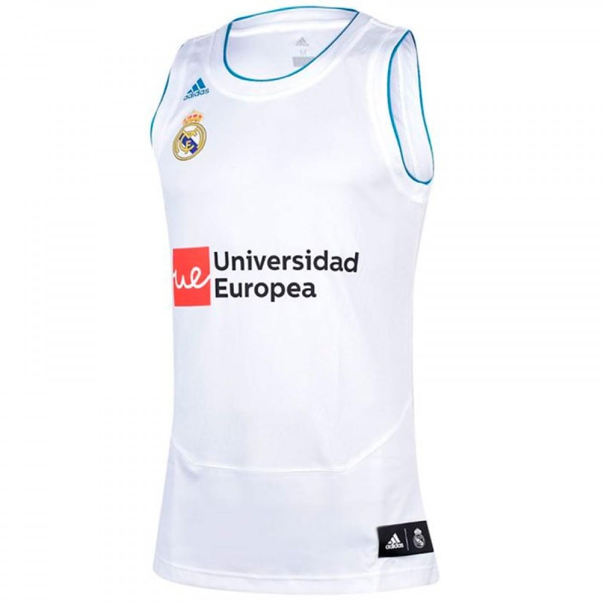 ADIDAS Real Madrid Réplica Jersey 17/18