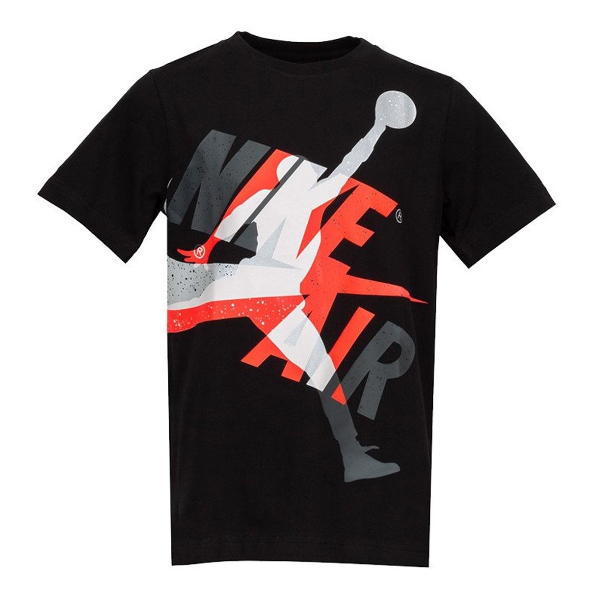 Camiseta Jordan Jumpman-Nike Air 'Black Infrared'