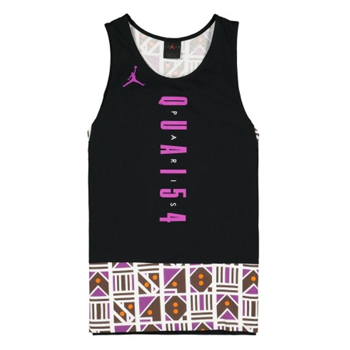 Camiseta Jordan Legacy 'Quai 54'