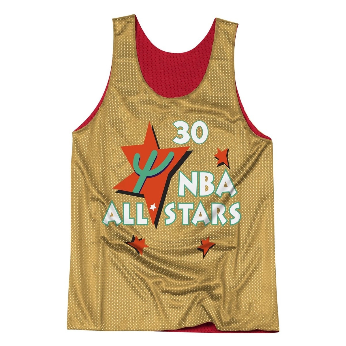 Camiseta Reversible Mitchell & Ness Chicago Bulls 'Scottie Pippen'