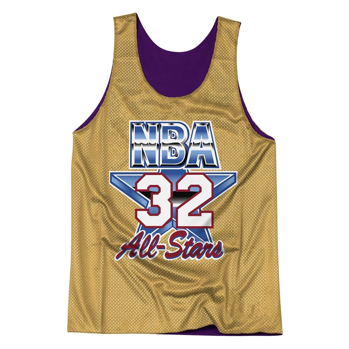 Camiseta Reversible Mitchell & Ness Los Angeles Lakers 'Magic Johnson'