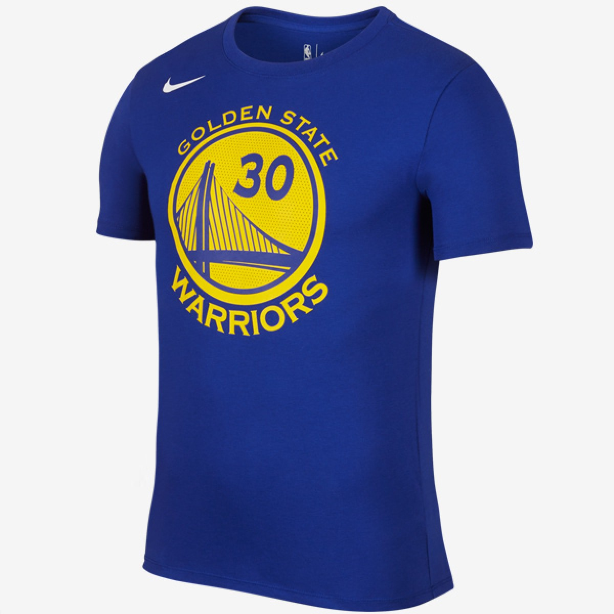 Nike NBA GSW Tee Stephen Curry 'Icon Edition'