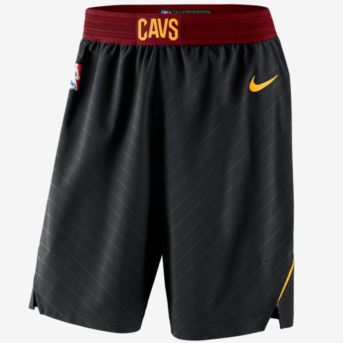 Nike NBA Cavs Authentic Short 'Statement Edition'