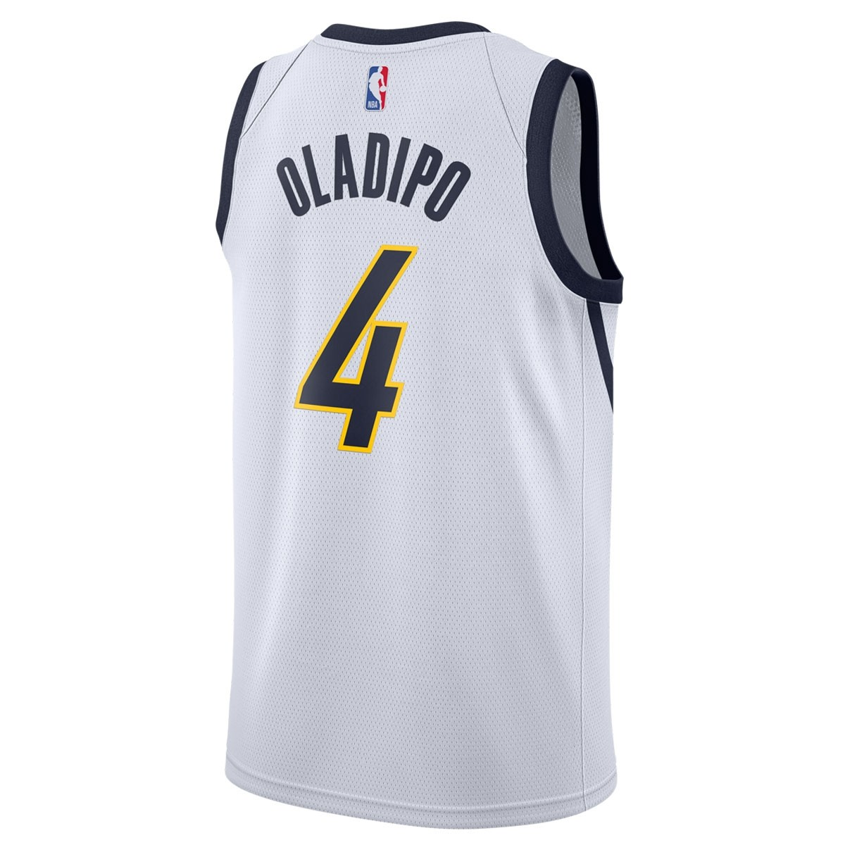 Nike NBA Pacers Swingman Jersey Victor Oladipo 'Earned Edition' CD7011-100