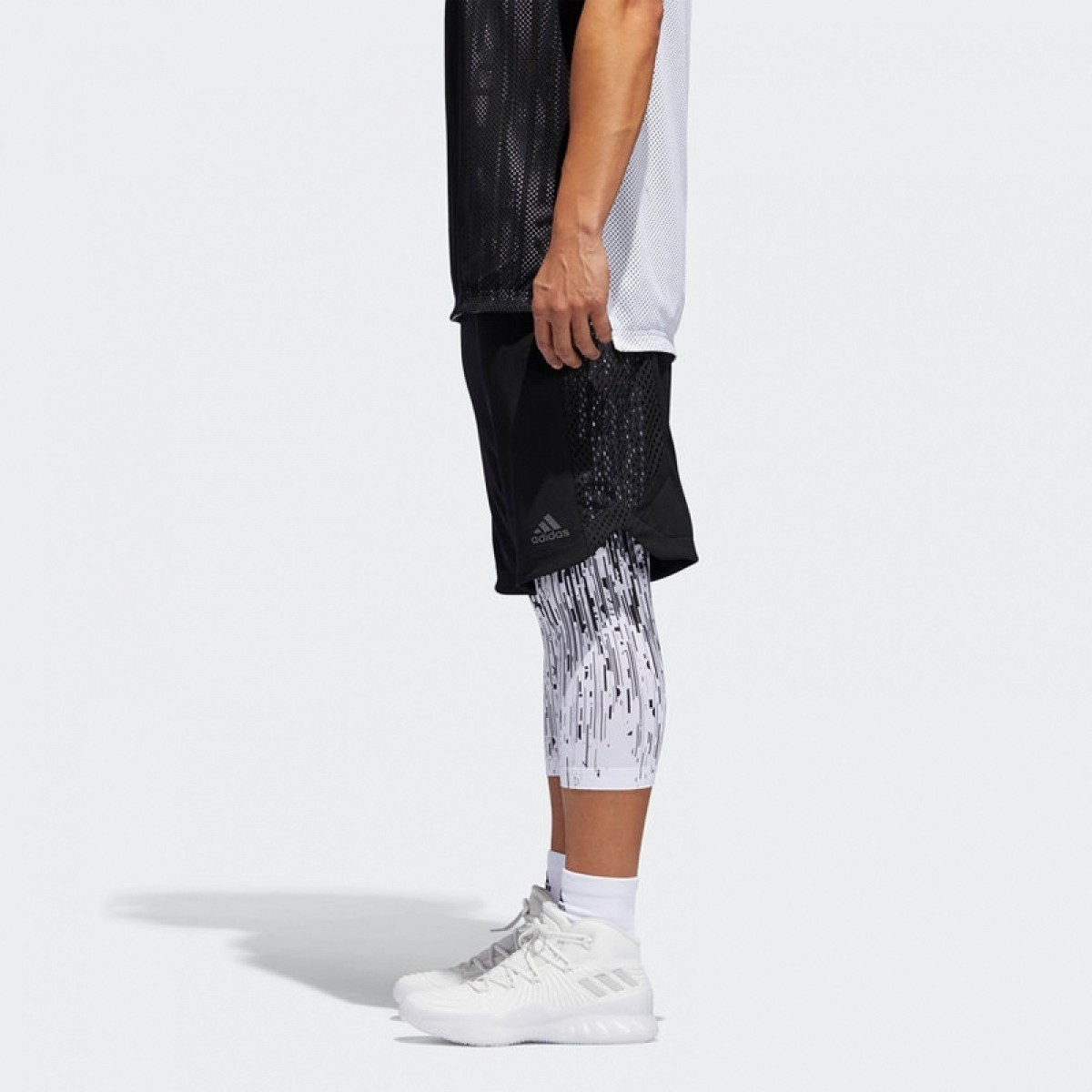 Adidas Electric Short & Tight 'Black' CE8744