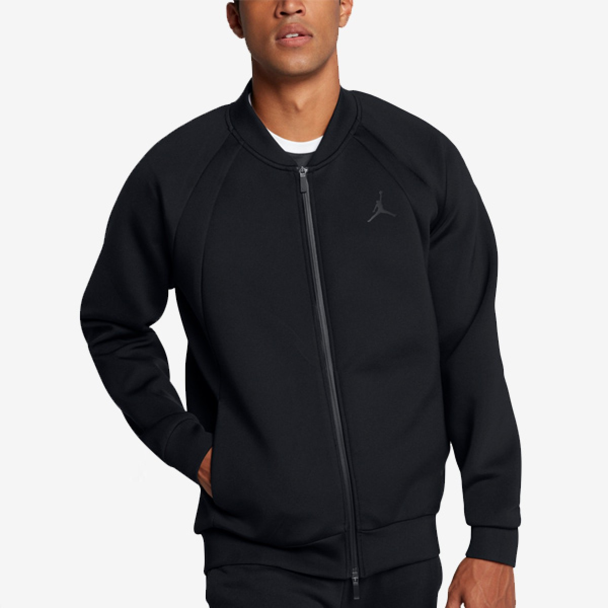 Jordan Flight Tech Jacket 'Black'