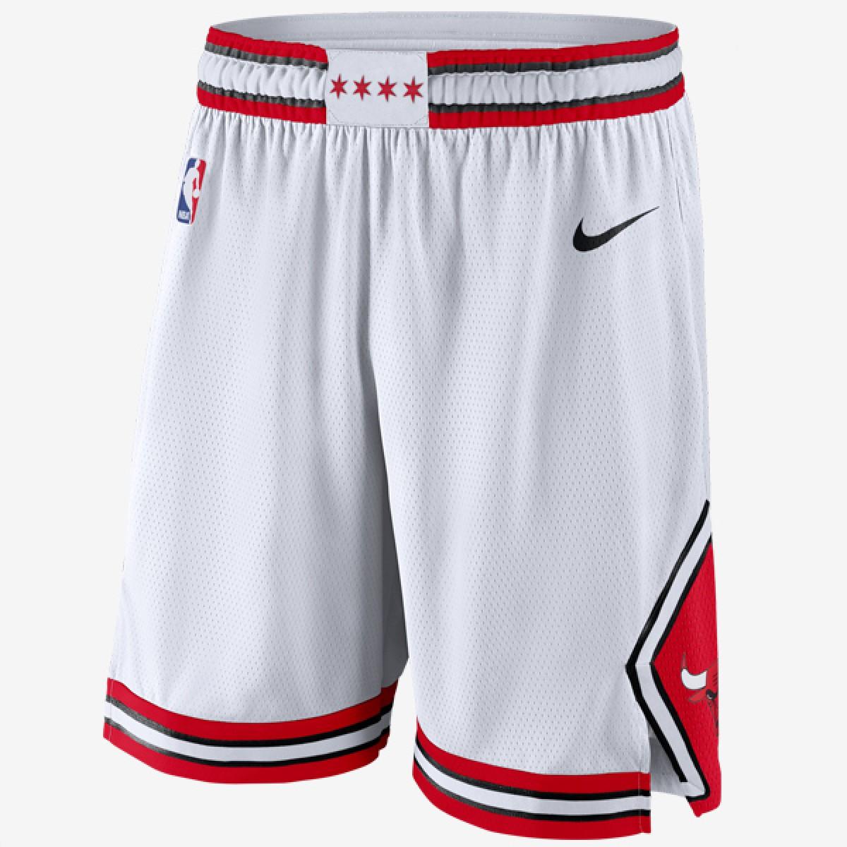 Nike NBA Bulls Swingman Short 'Association Edition'