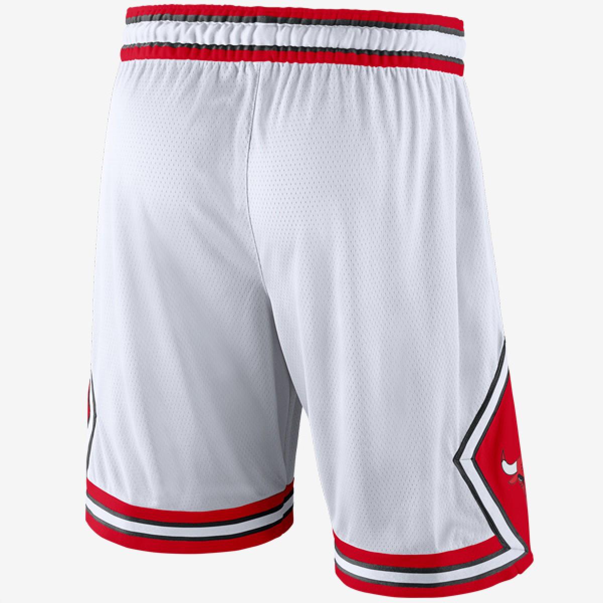 Nike NBA Bulls Swingman Short 'Association Edition' 866787-100