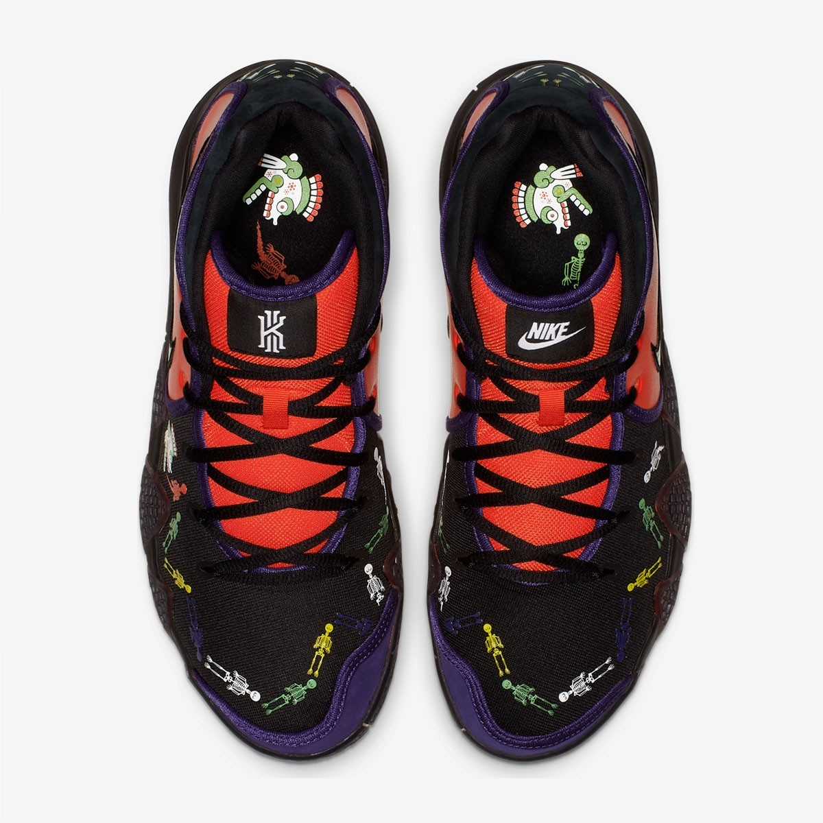 Nike Kyrie 4 'Day of the Dead' CI0278-800