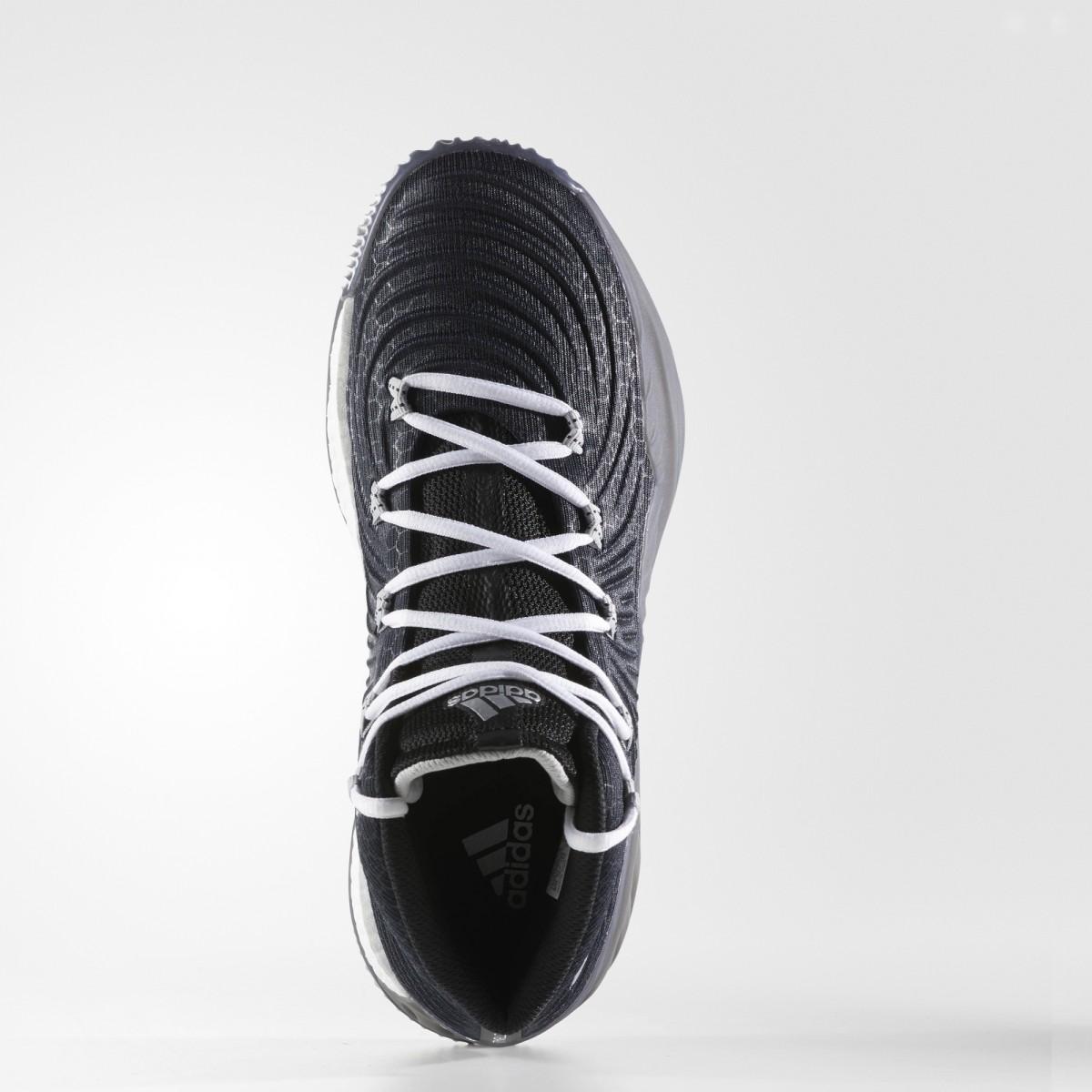 Adidas Crazy Explosive 2017 'Black/White' BW0985