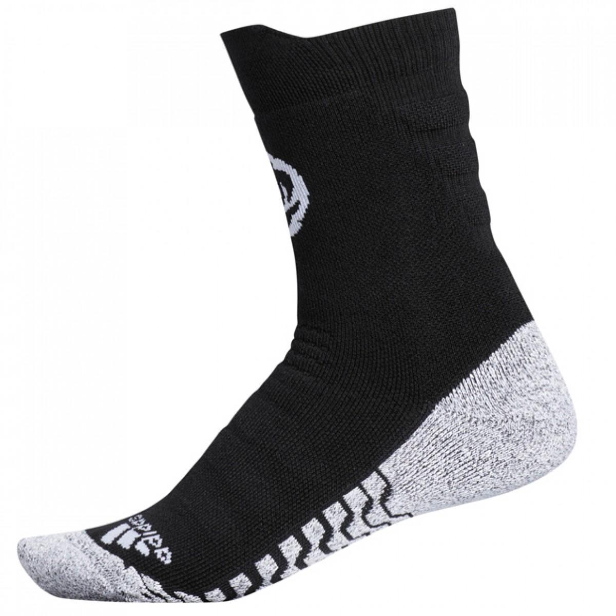 ADIDAS Lillard Socks ASK Crew 'Black'