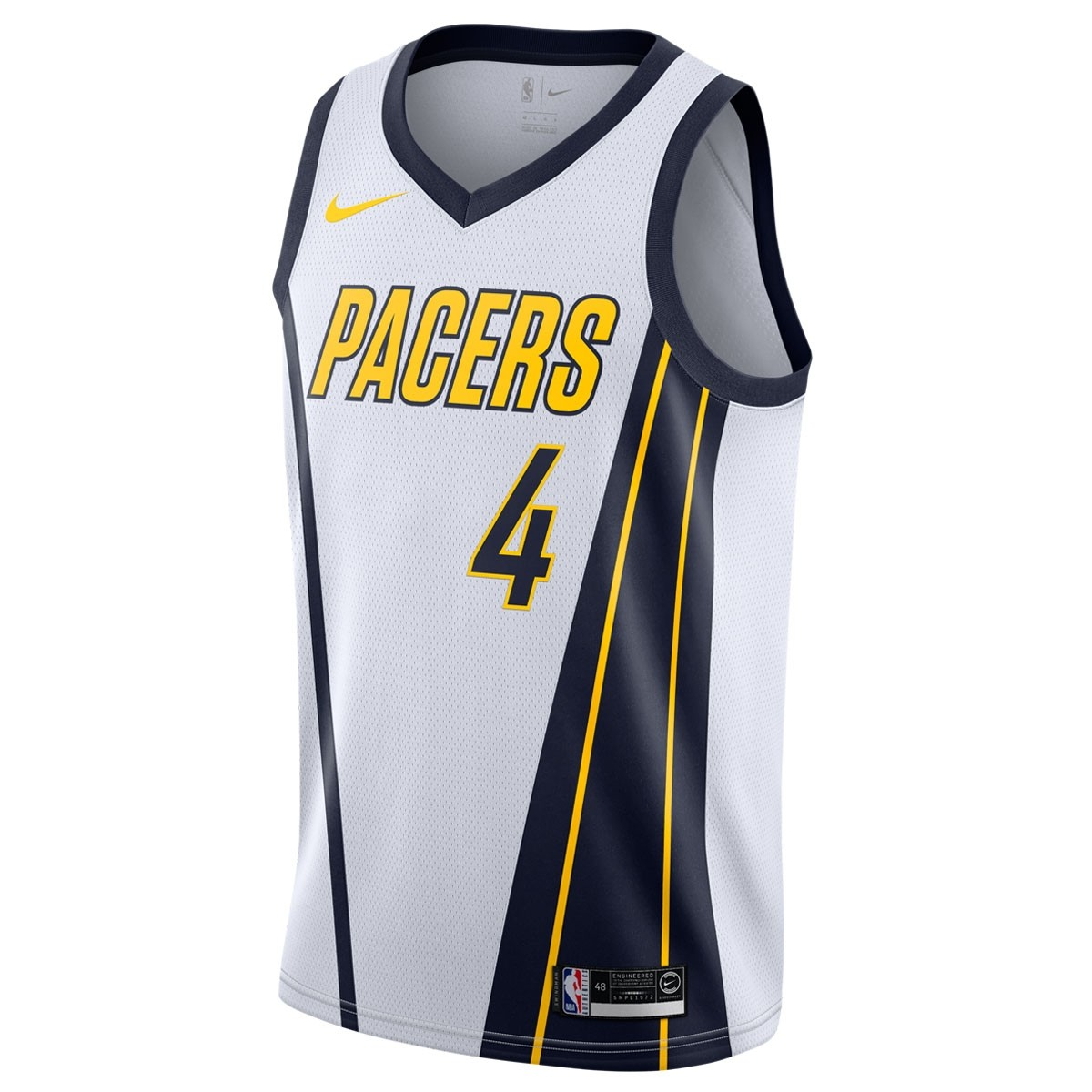 Nike NBA Pacers Swingman Jersey Victor Oladipo 'Earned Edition'