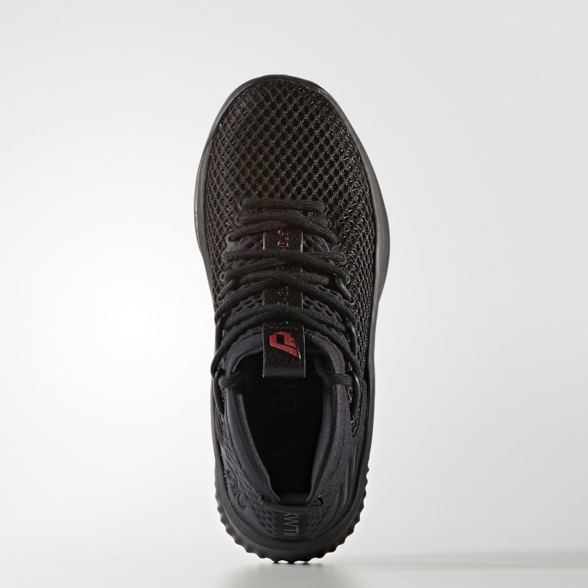 Adidas Dame 4 J 'Black' CG4306