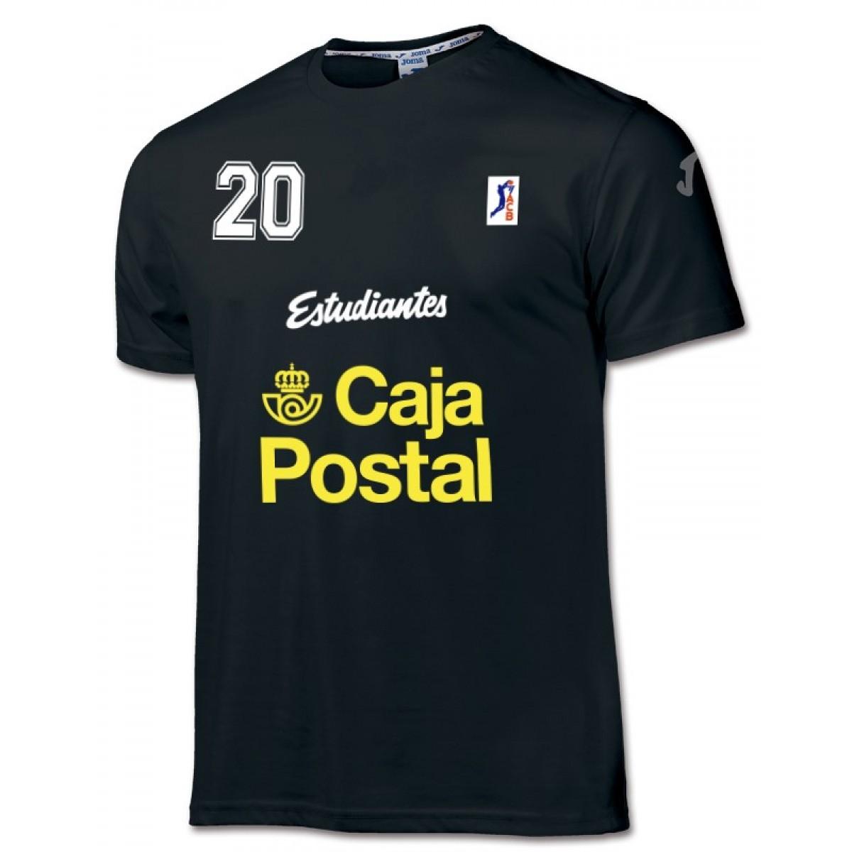 Camiseta Leyenda Caja Postal 'Gonzalo Martínez'