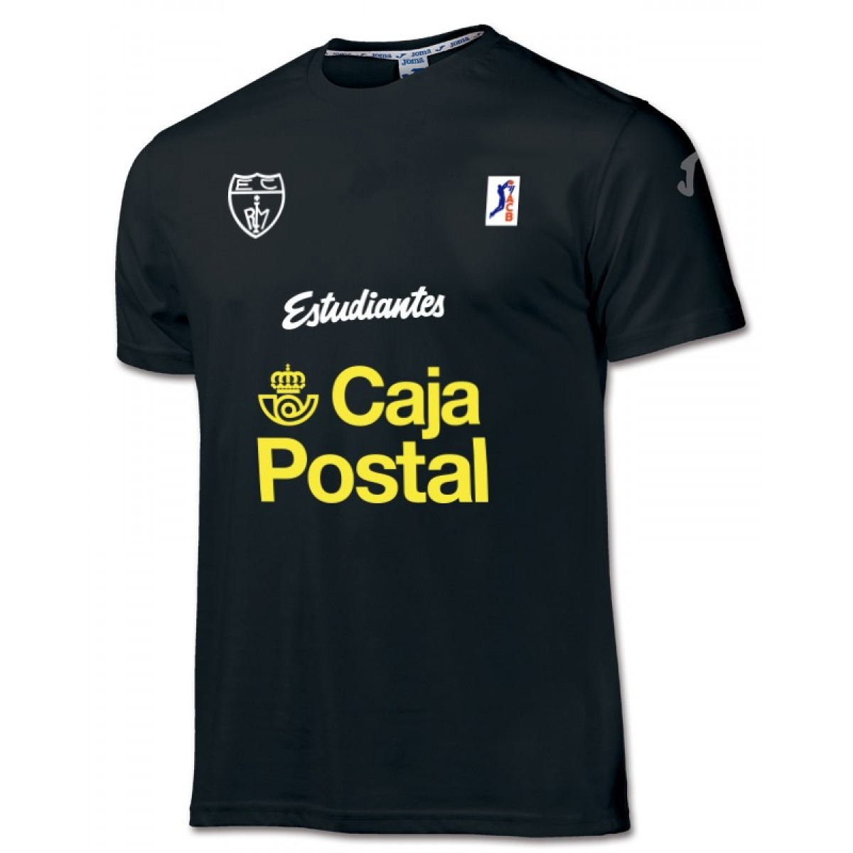Camiseta Leyenda Caja Postal 'Equipo'