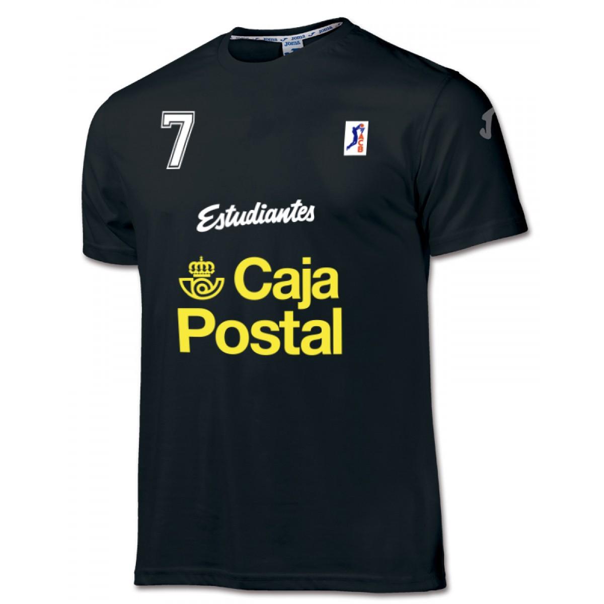Camiseta Leyenda Caja Postal 'Orenga'