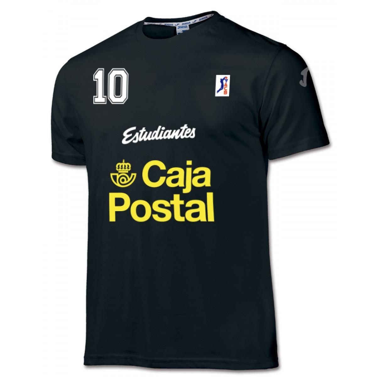 Camiseta Leyenda Caja Postal 'Alfonso Reyes'