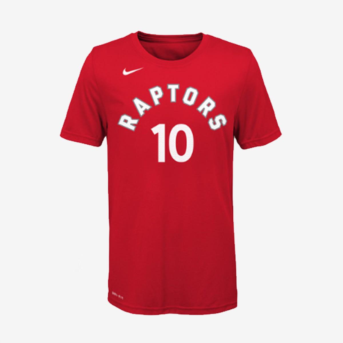 Nike Junior NBA Raptors Nick Name Tee DeRozan 'Icon Edition'