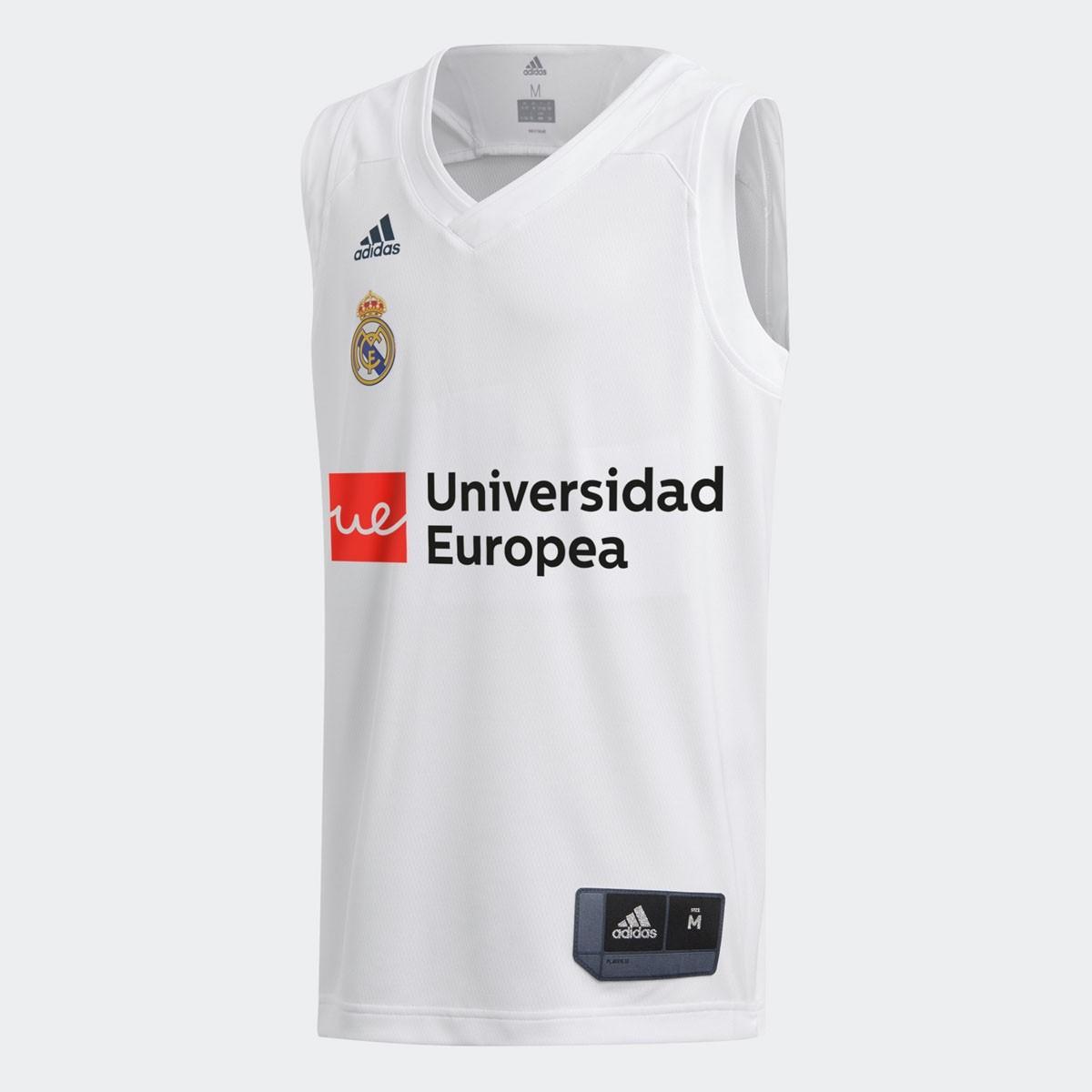 ADIDAS Real Madrid Game Replica Jersey Jr