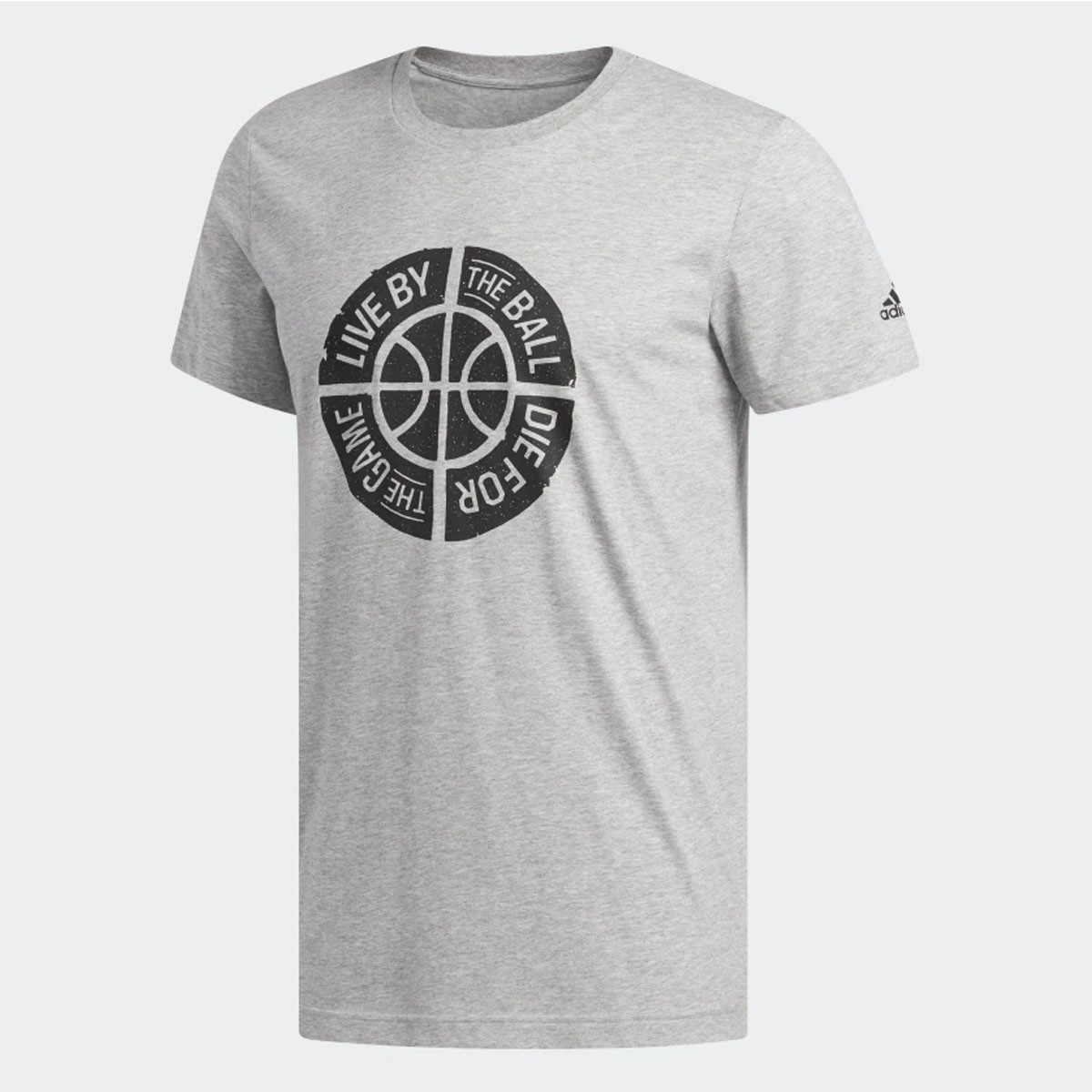 ADIDAS Graphic Tee 'Die for the game' DU6450