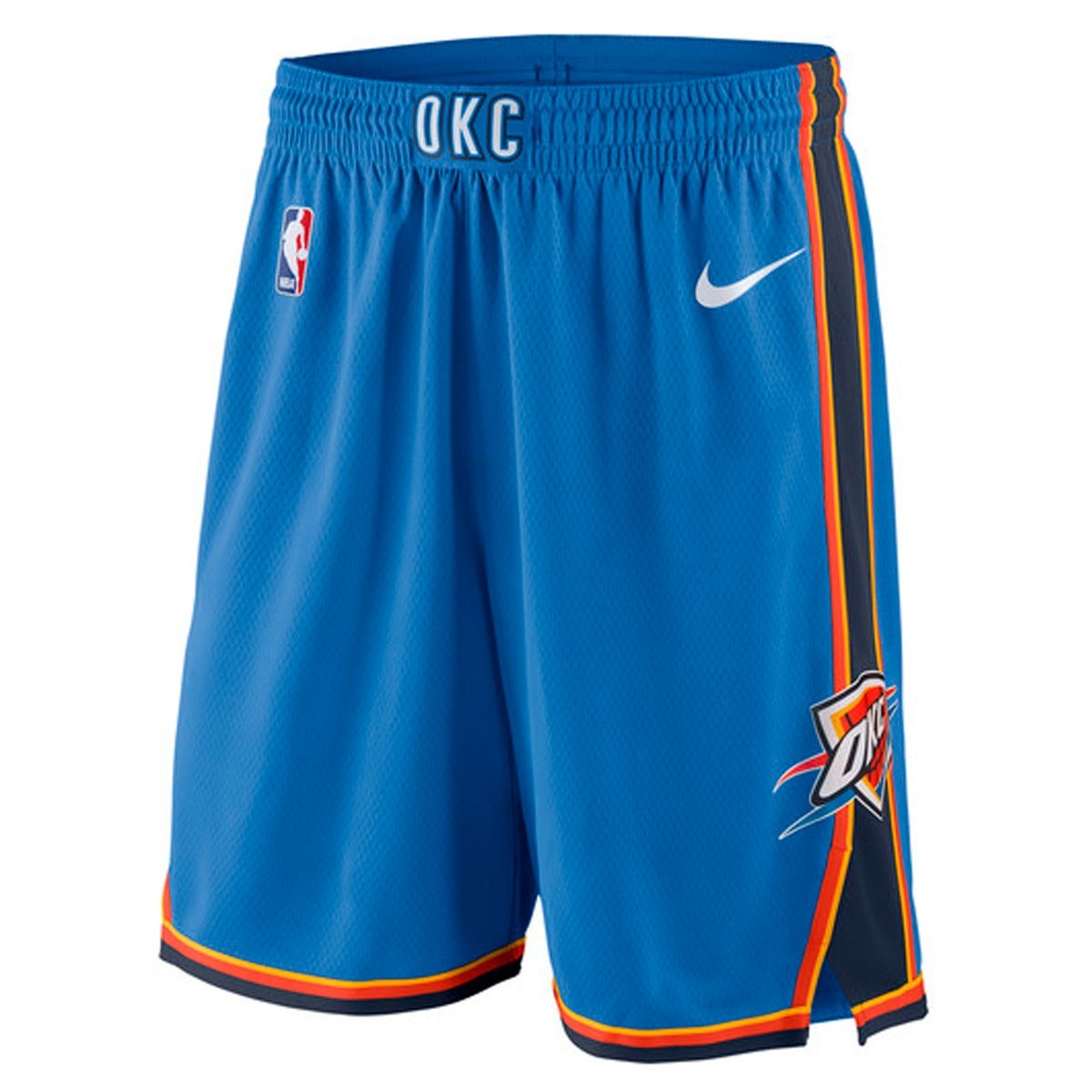 Nike Junior NBA OKC Swingman Short 'Icon Edition'