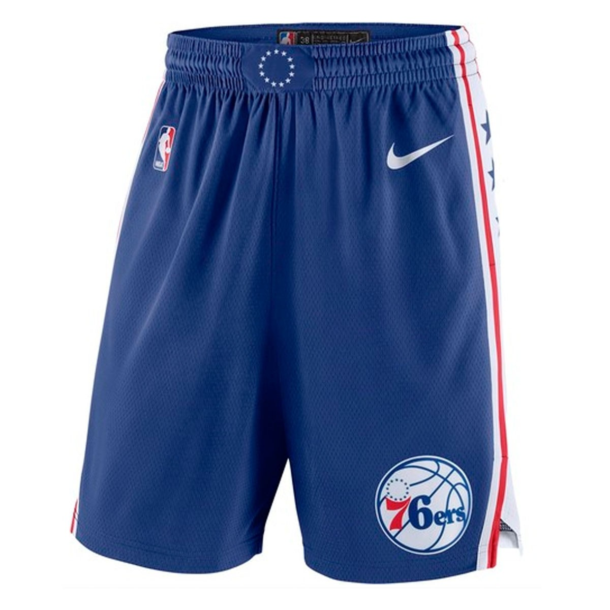 Nike Junior NBA Phila Swingman Short 'Icon Edition'