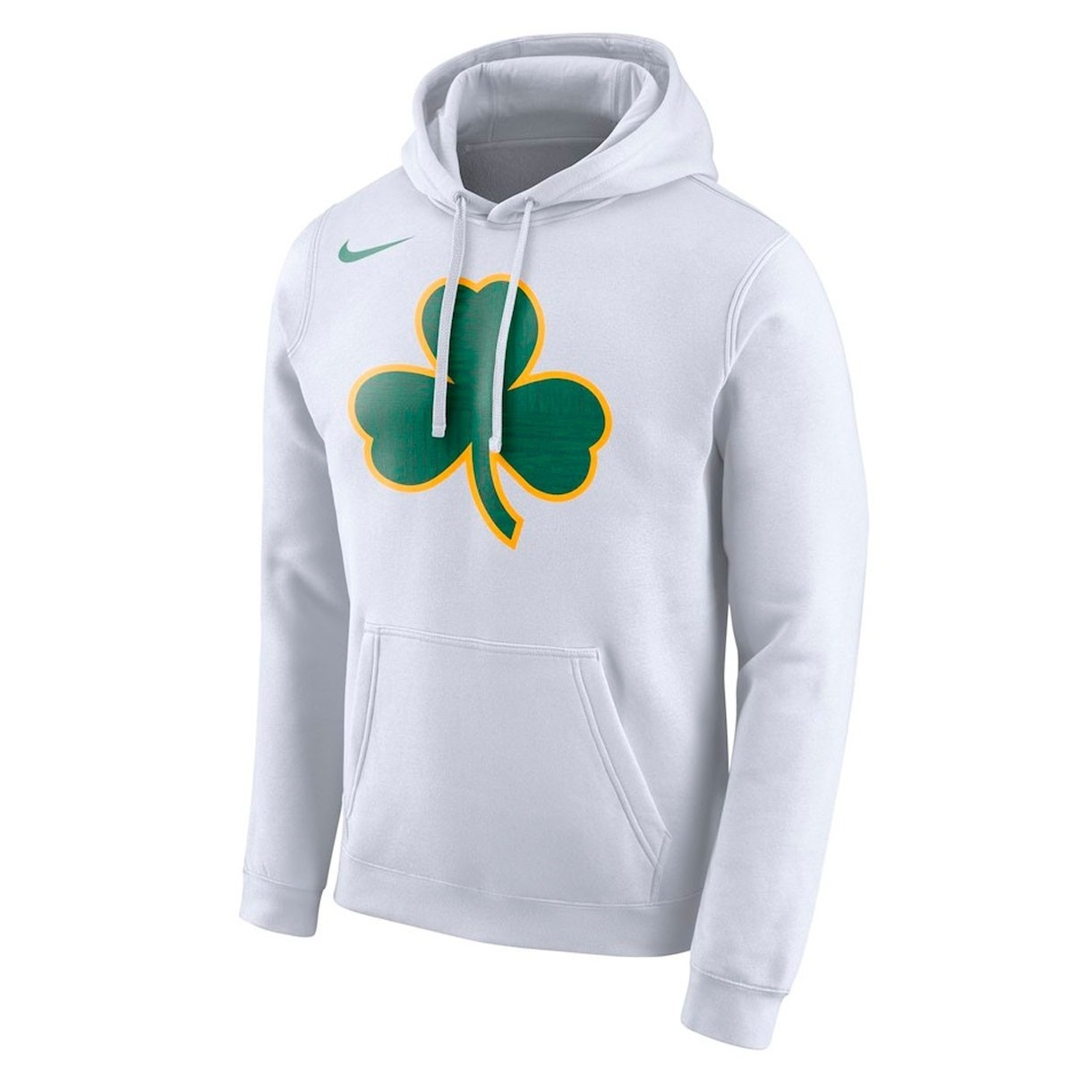 Nike Junior NBA Celtics Hoody Logo 'City Edition'