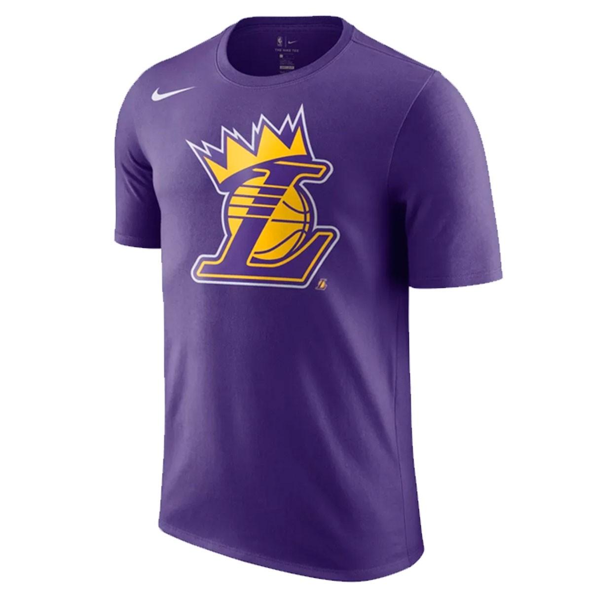 Nike Junior NBA Lakers Crown 'Purple'