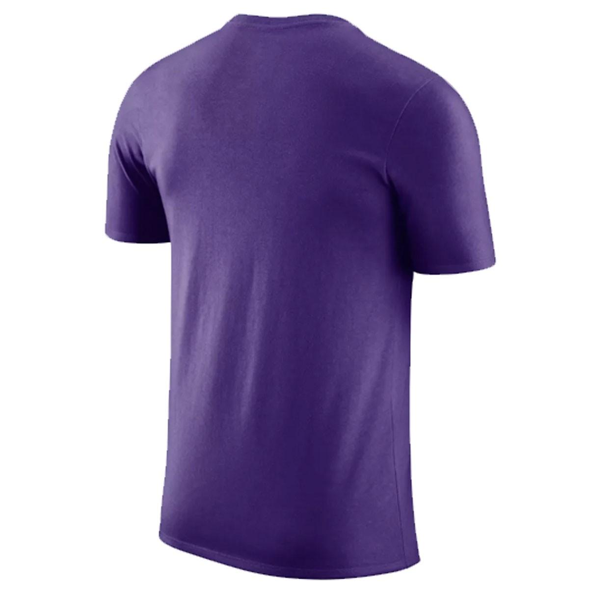 Nike Junior NBA Lakers Crown 'Purple' EZ2B7BBM2-LLJP