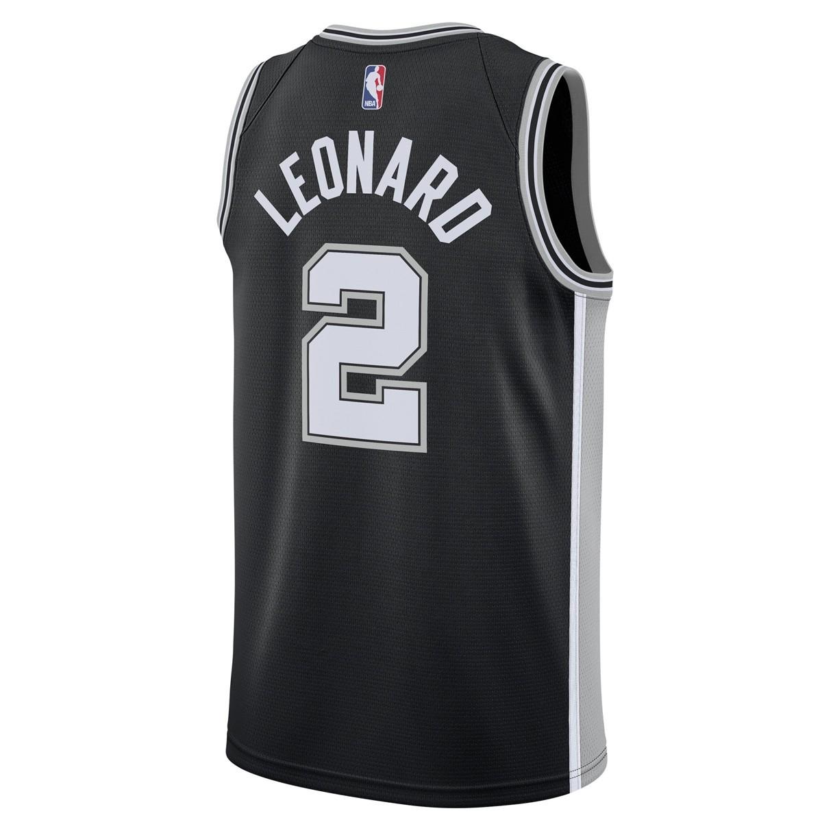 Nike NBA Junior SAS Swingman Jersey Leonard 'Icon Edition' EZ2B7BZ2P-SAKLI