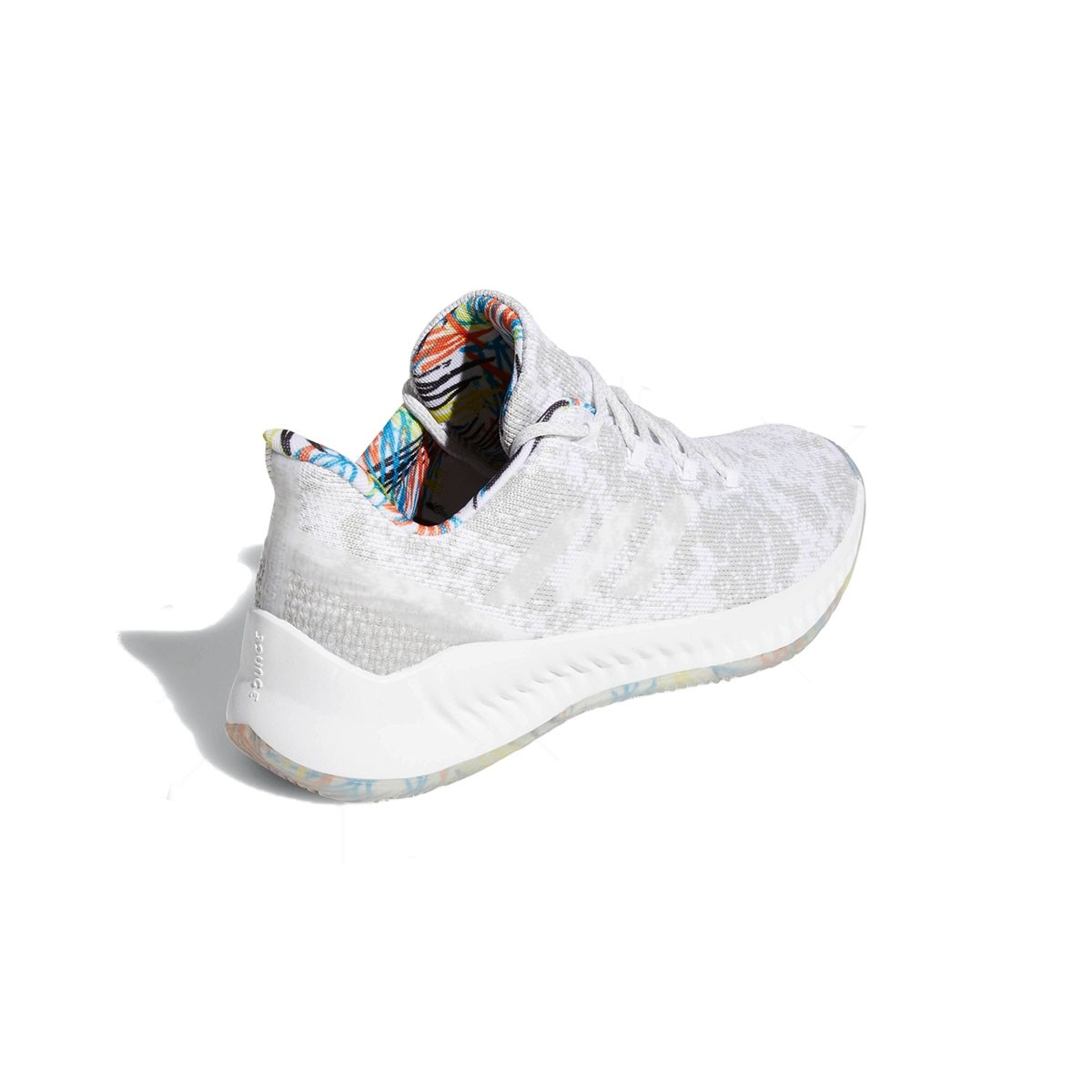 ADIDAS Harden B/E X 'White Multicolor' F97248