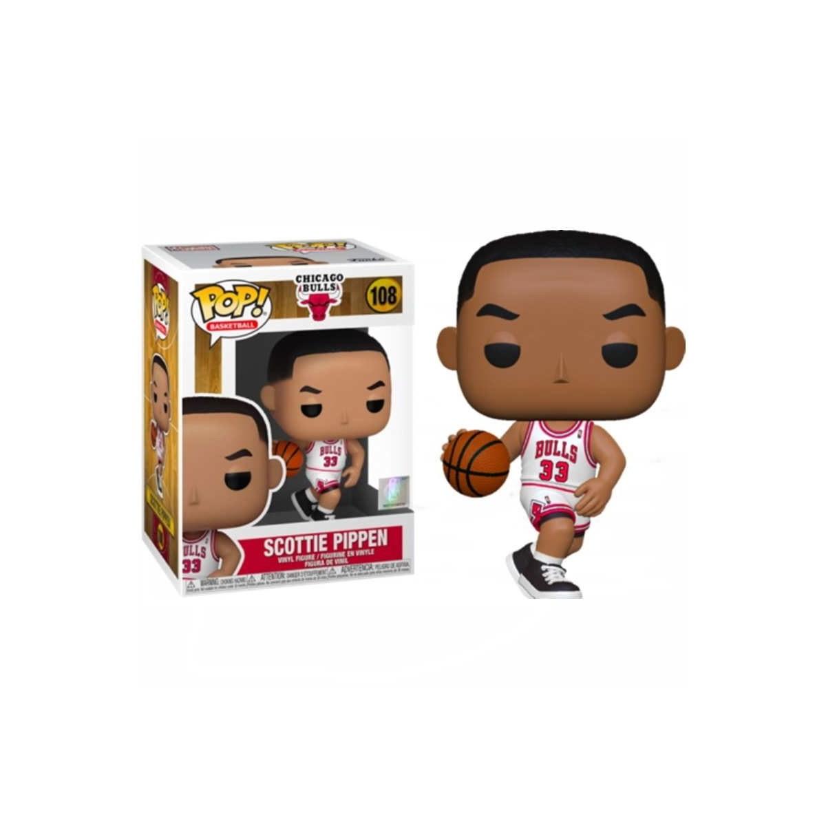 Funko POP NBA Scottie Pippen 'Bulls Home'-55221