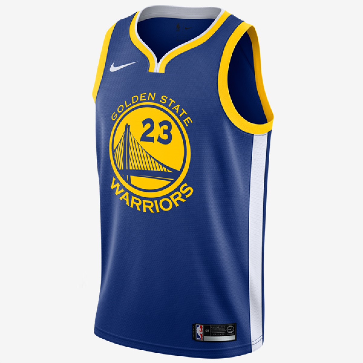 Nike NBA Swingman Jersey GSW Draymond Green 'Icon Edition'