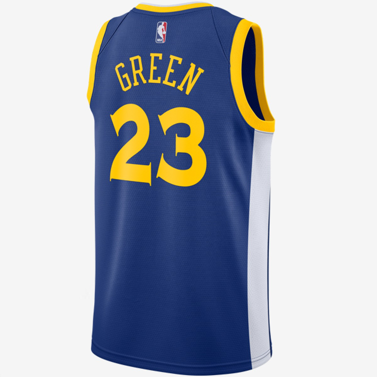 Nike NBA Swingman Jersey GSW Draymond Green 'Icon Edition' 864475-498
