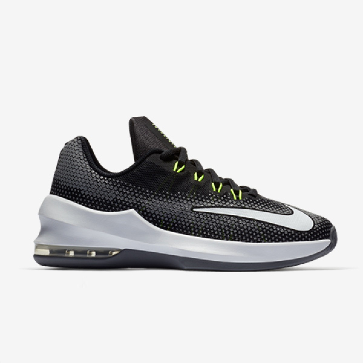 Nike Air Max Infuriate GS 'Black/Grey'