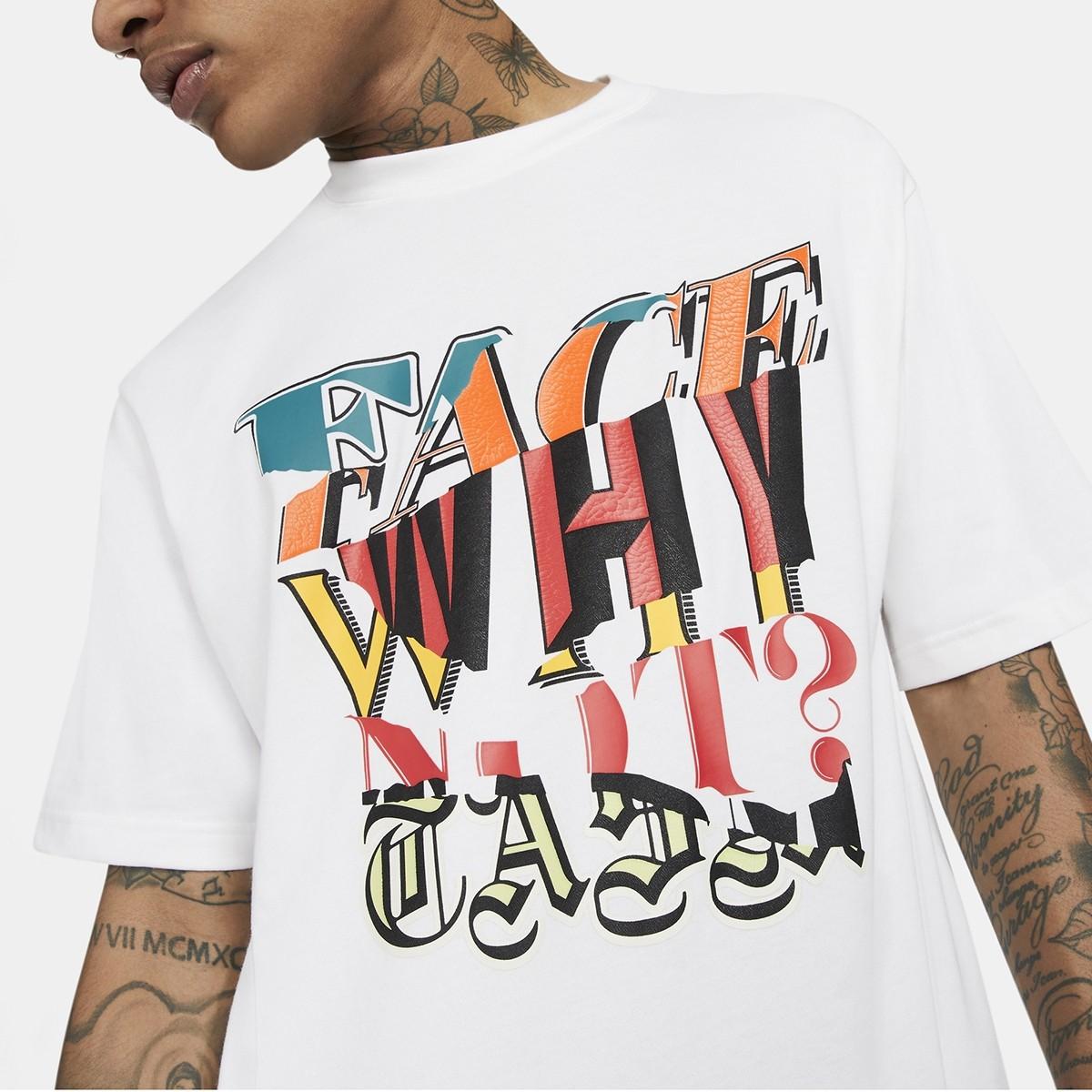 Jordan WHY NOT? by FACETASM SS 'White'-DC4701-100