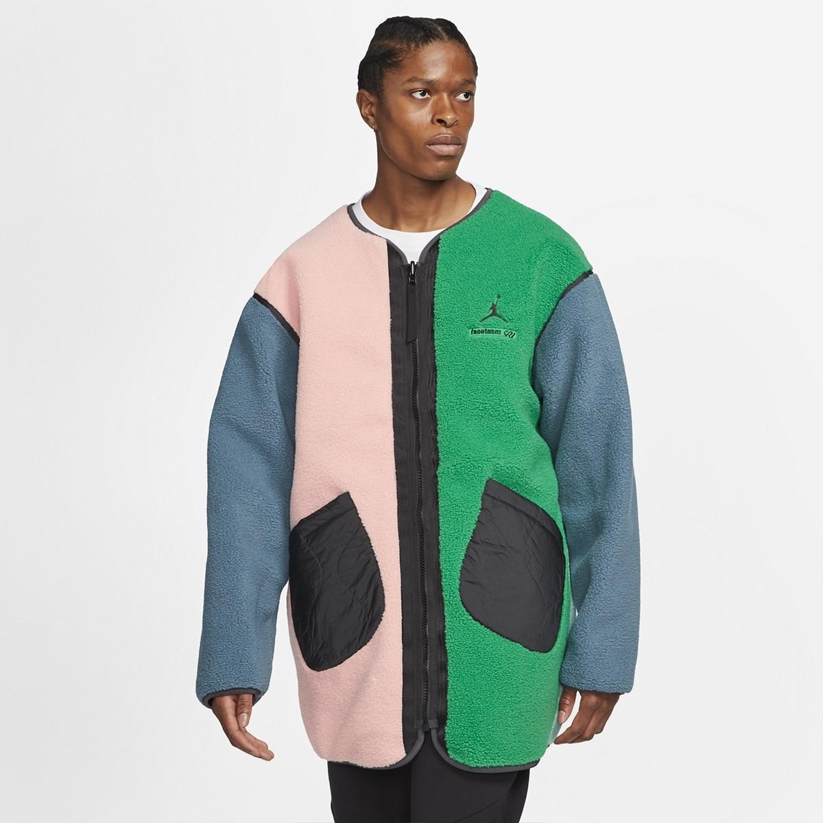 Chaqueta Jordan x Facetasm Why Not Reverse 'Black Multicolor'