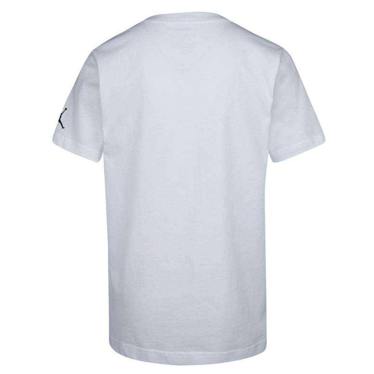 Camiseta Jordan Brand Graphic Crew 1 'White'-957295-001