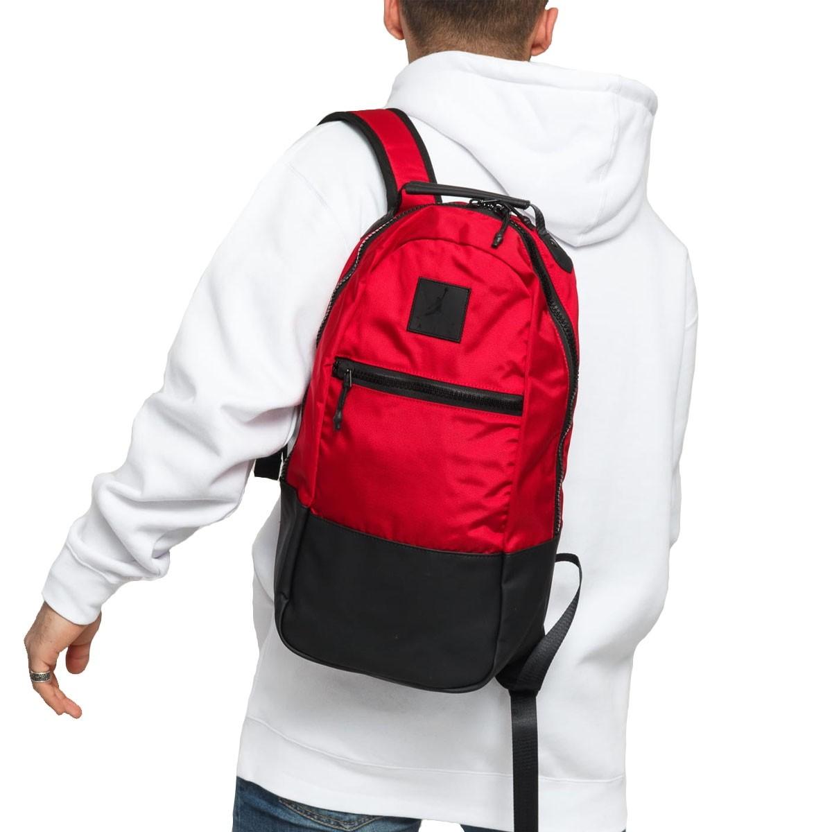 Jordan Collaborator Backpack Junior  'Bred' 9A0192-R78