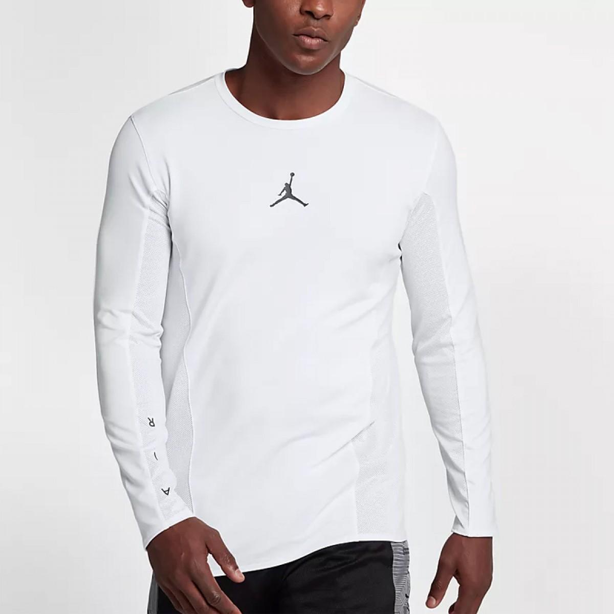 Jordan Flight Longsleeve 'White'