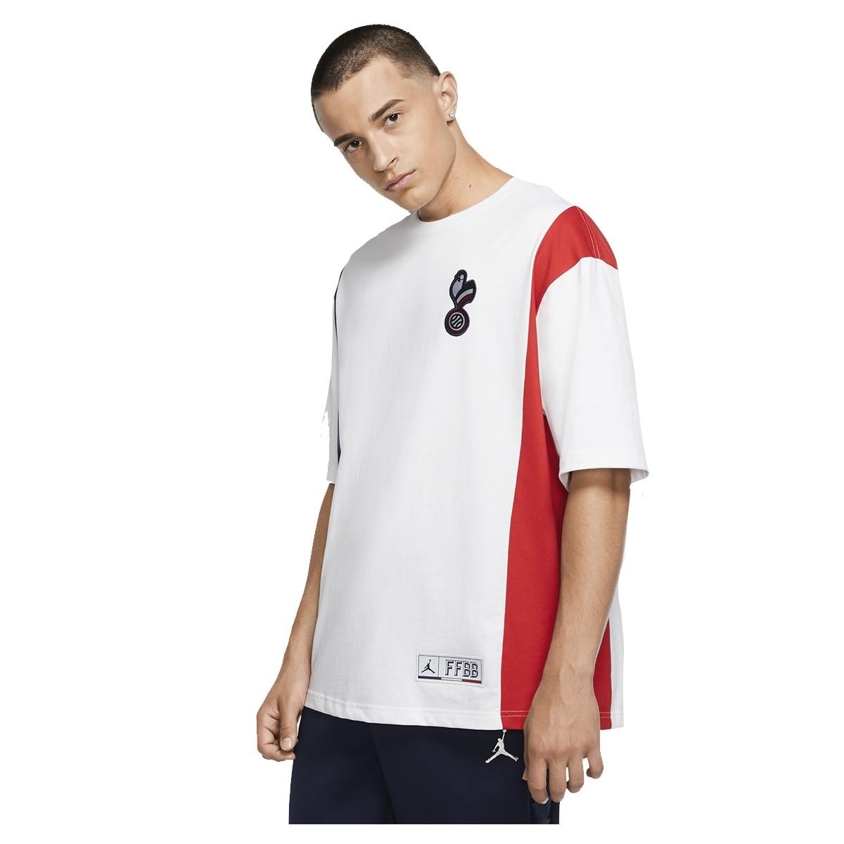 Francia Jordan Tee 'White'