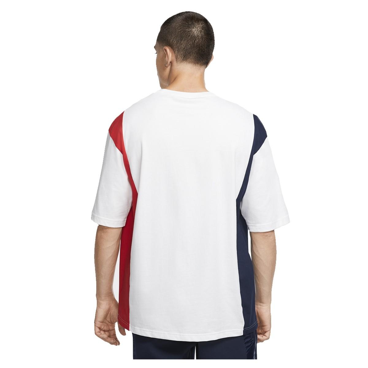 Francia Jordan Tee 'White'-CT2188-100