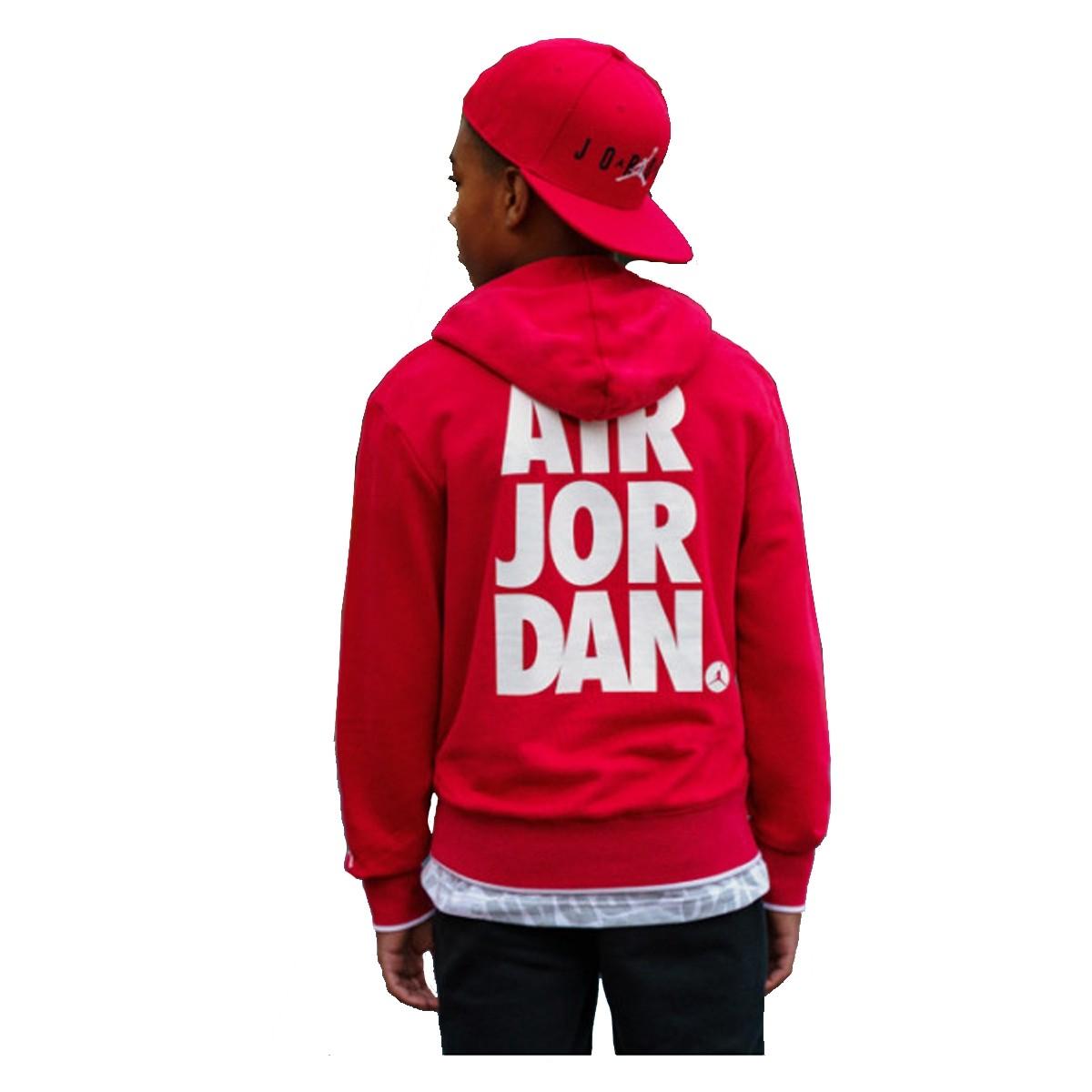Jordan Jump 'Red'-95A294-R78