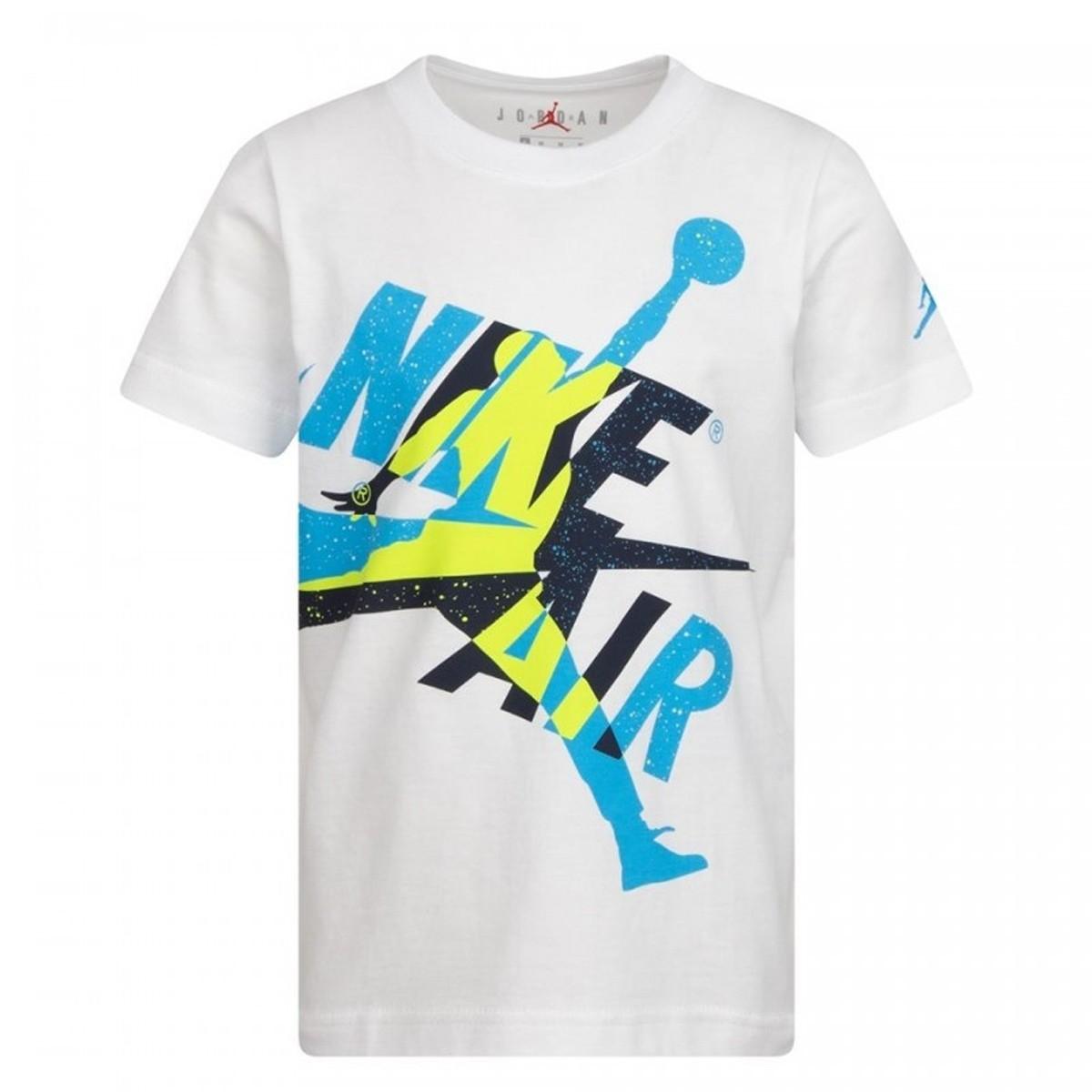 Camiseta Jordan Jumpan-Nike Air 'White'