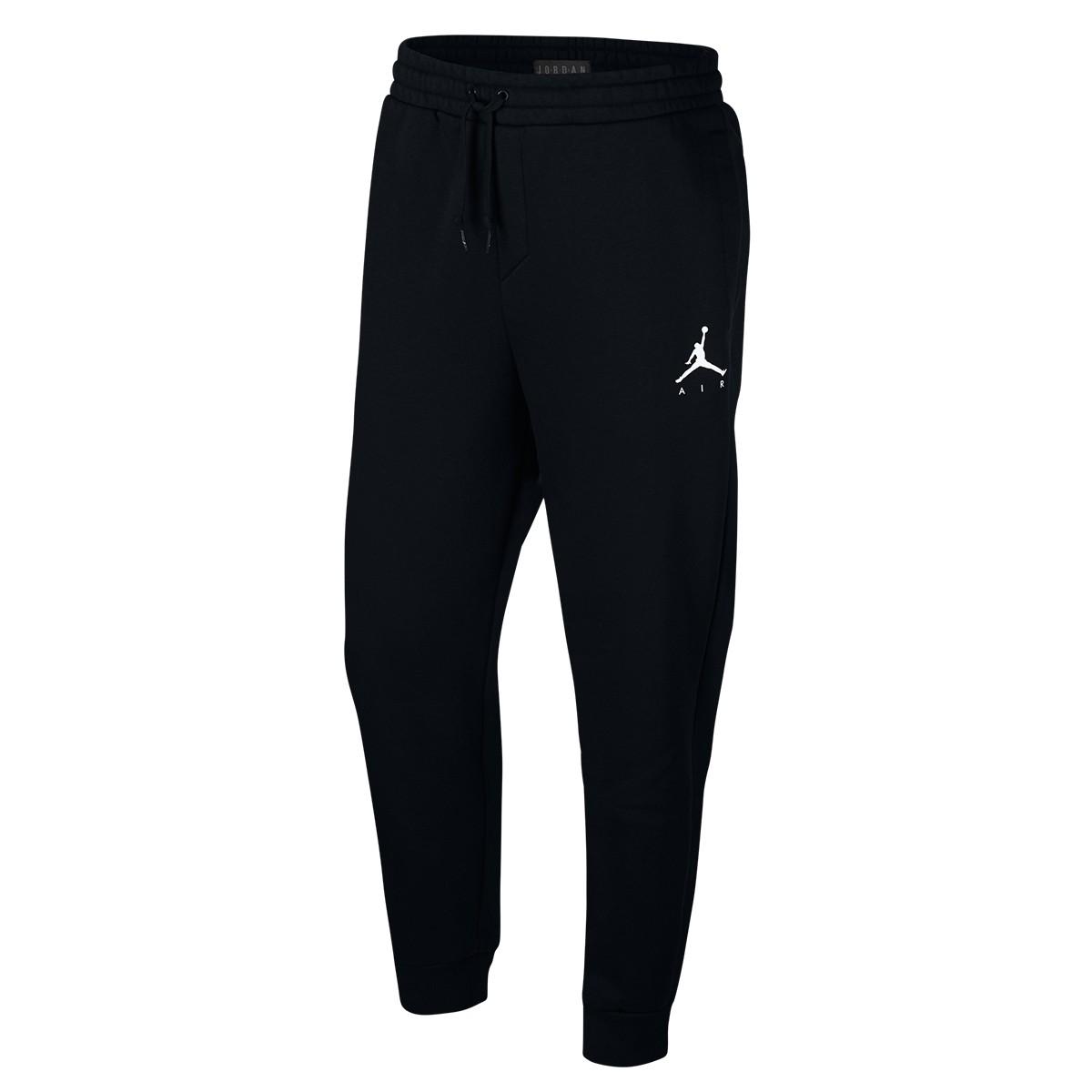 Jordan Jumpman Fleece Pants 'Black'