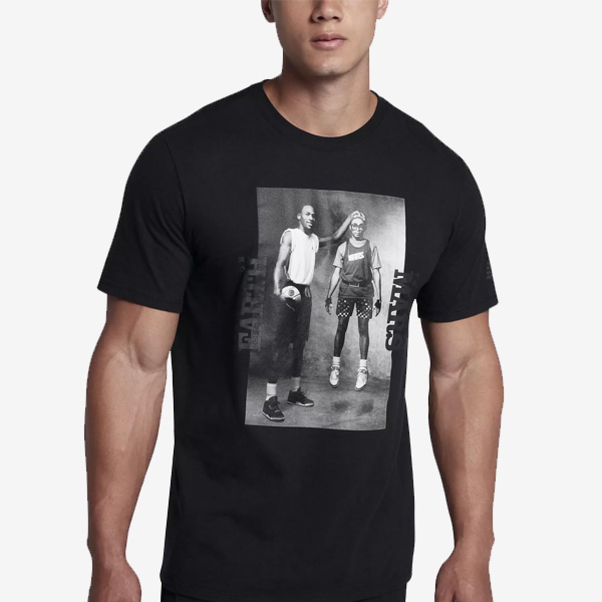 Jordan Mars Blackmon Photo T-Shirt 'Black'