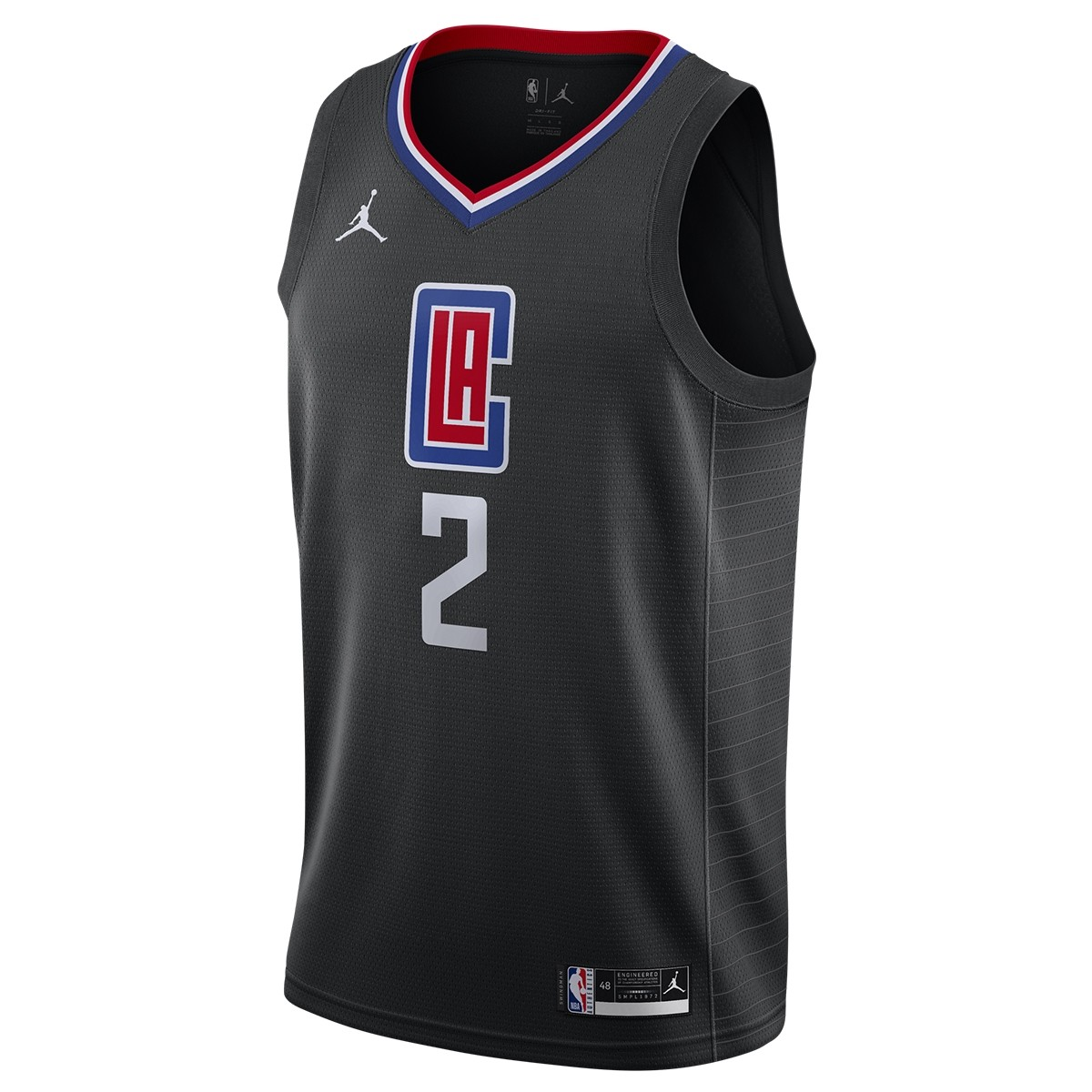 Jordan NBA Los Angeles Clippers Swingman Jersey Kawhi Leonard 'Statement Edition'