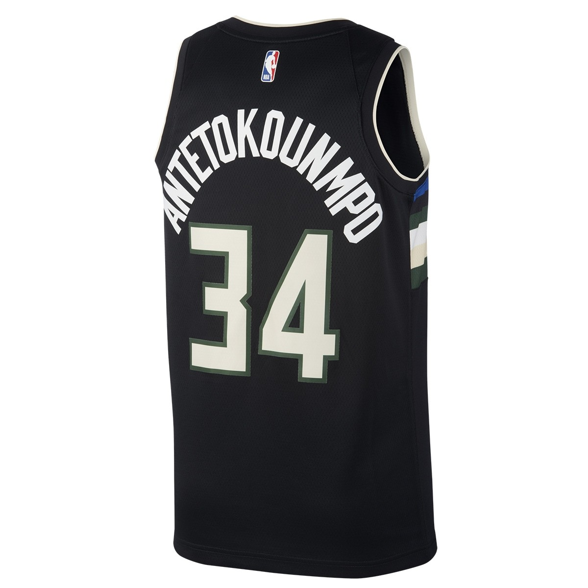 Jordan NBA Milwaukee Bucks Swingman Jersey Antetokounmpo 'Statement Edition'-CV9484-010