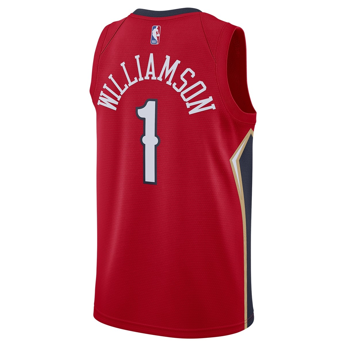 Jordan NBA Pelicans Swingman Jersey Zion Williamson 'Statement Edition'-CV9486-660