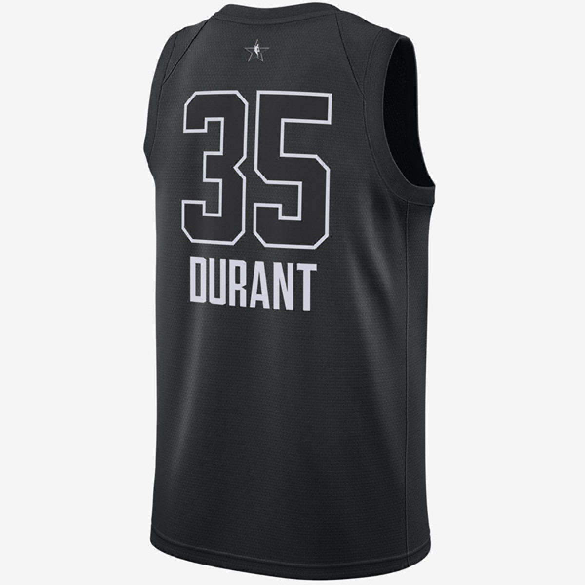Jordan Swigman Jersey All-Star edition Durant 'Black' 928873-012
